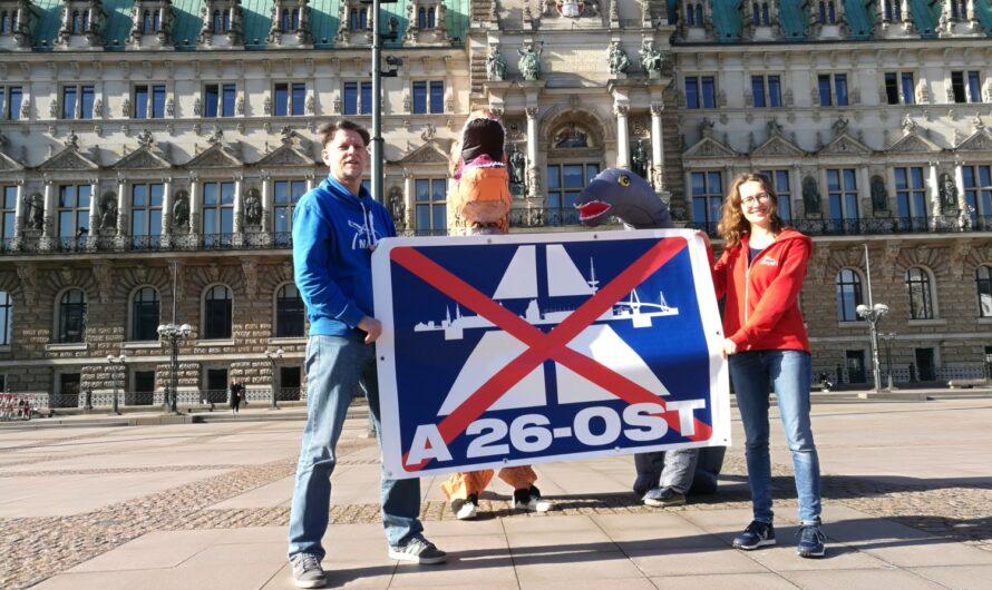 NABU Petition – über 28.000 Menschen gegen den Bau der A26 Ost