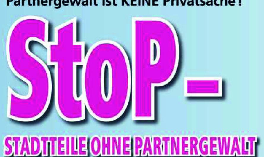 Stopp Partnergewalt!