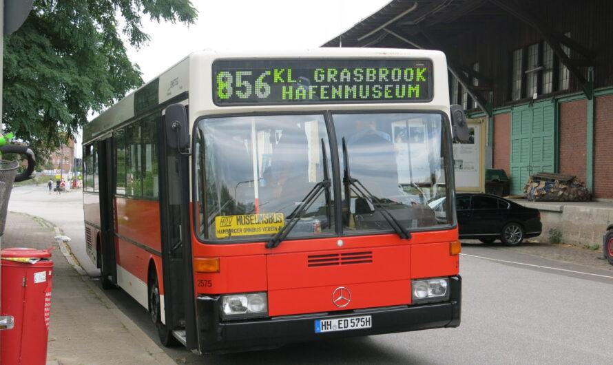 Mit dem Museumsbus zum Museum