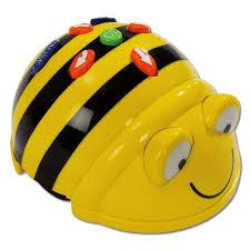 BeeBot in der Bücherhalle